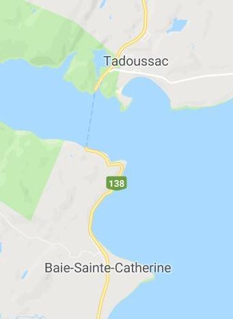 Traversée Tadoussac - Baie Ste Catherine